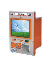 China Wall Mounted Kiosk / Interactive / Multimedia Kiosk for Receipt / Bill Printing ZT2830-C00 supplier