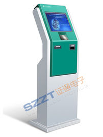 China Free Interactive Information Standing Kiosk supplier