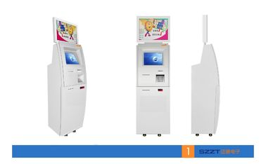 China ZT2339 Self Service Bill Payment Lobby Kiosk for Cell phone top-u supplier