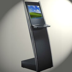 China ZT2780 Free Standing Internet / Information Access / Financial Lobby Kiosks Design supplier