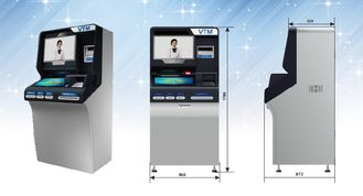 The 3rd Generation of Self -service Kiosk ZT2980 Smart Video Teller Kiosk