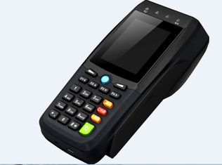 Handheld Wireless POS Mobile Payment Terminal With GPRS And 3G Wireless Communication,Linux OS