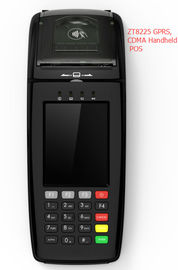 Handheld Point Of Sale Terminal CDMA GPRS POS Terminal High Security