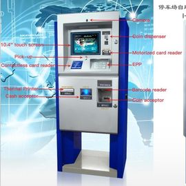 High Efficiency Bill Payment Kiosk For License Plate Identification