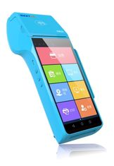Android 5.1 Mobile Handheld POS NFC Reader All In One KS8223