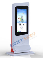 Multi Function Shopping Center Information / Digital Signage Kiosk / Advertising ZT2406