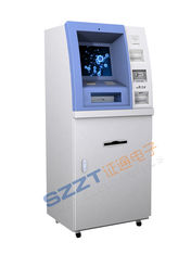 Financial Payment / Lobby Self - Service Banking Kiosk with Information Access ZT2071