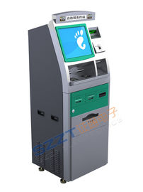 China ZT2074 OEM Lobby Financial Payment / Banking Kiosk for Account Inquiry & Transfer supplier