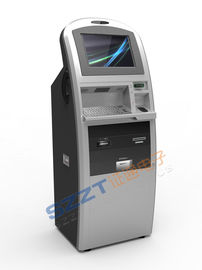 China Multi - Function Invoices Printing / Financial Payment / Lobby Banking  Kiosks ZT2079 supplier